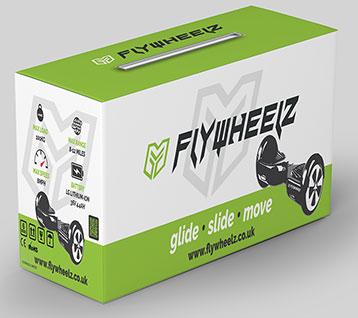 Hoverboard Box Design