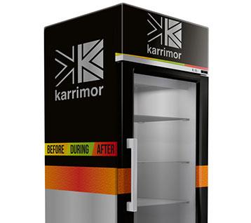 Karriomor Fridge Design Artwork