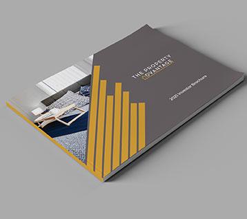 The Property Advantage Brochure Design